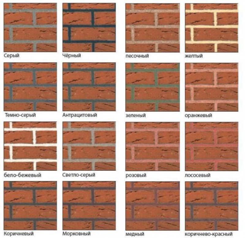 Как покрасить цементный раствор в кирпичный цвет 5 кубов бетона цена в москве