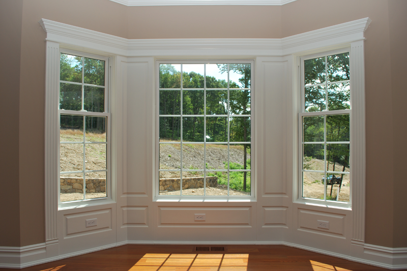 Bay_Window_Pediment_Head_Pilasters_Raised_Panel_Wainscoting