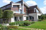 Фасады домов фото двухэтажных – Двухэтажные фасады домов фото — 210 тыс, идеи фасада частного загородного дома, дизайн отделки фасада коттеджа