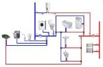 Схема подачи горячей воды в 9 этажном доме подача и обратка – Системы водоснабжения многоквартирного дома: типы сетей и схемы. Горячее и холодное водоснабжение